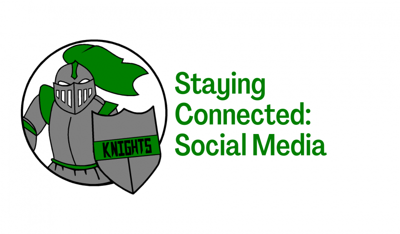 Staying Connected: Social Media